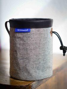wildwexel-chalkbags muster ornamente graue streifen
