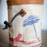 wildwexel chalkbag muster ornamente beachprint