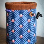 wildwexel-chalkbag muster ornamente palmwedel