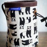 wildwexel chalkbag tiere pandas