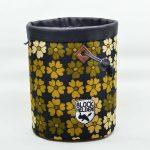 Viele Blumen in Brauntönen CB_022